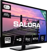 "Salora 3704 series 32FSB3704 tv 81,3 cm (32"") Full HD Smart TV Wi-Fi Zwart"