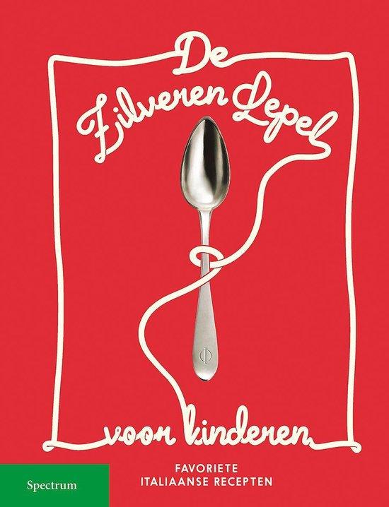 Boek cover De Zilveren Lepel voor kinderen - nieuwe editie van Spectrum (Hardcover)
