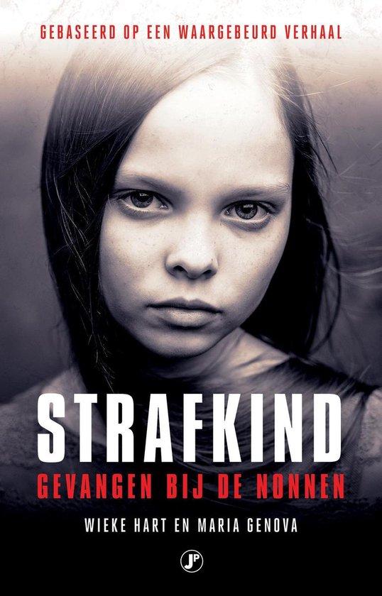 Boek cover Strafkind van Wieke Hart (Onbekend)