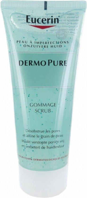 Eucerin DermoPure Scrub - 100 ml