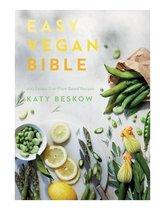 Boek cover Easy Vegan Bible van Katy Beskow (Onbekend)