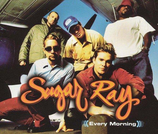 Every Morning [Australia CD Single]
