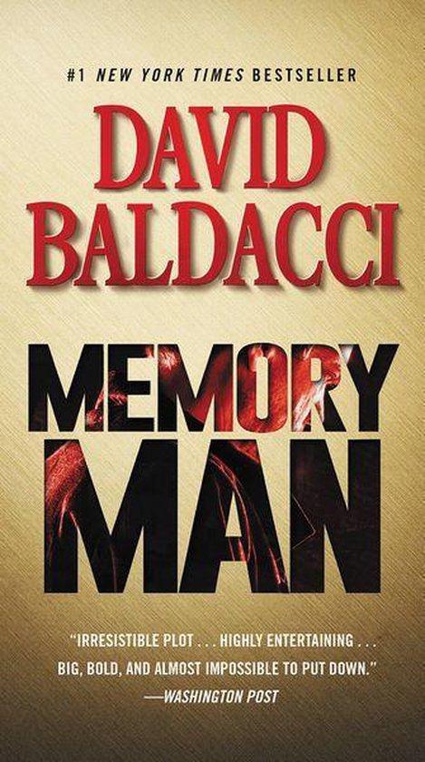 Omslag van Memory Man