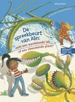 Geknipt voor jou  -   De spreekbeurt van Alin: over een wandelende tak of een vleesetende plant?