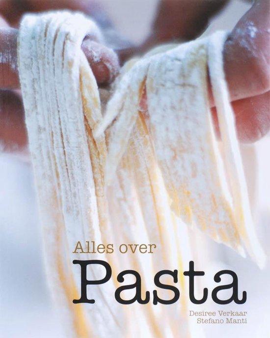 Alles over Pasta - S. Manti pdf epub