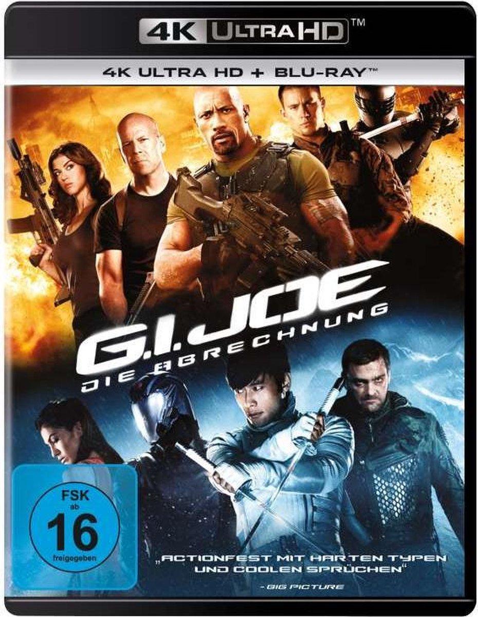 G.I. Joe: Retaliation (2012) (Ultra HD Blu-ray & Blu-ray)-