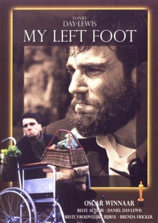 Cover van de film 'My Left Foot'