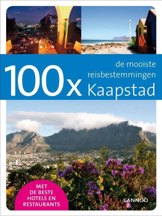 Cover van het boek '100x Kaapstad' van K. Symons