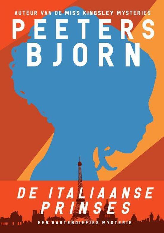 Hartendiefjes 5 - De Italiaanse prinses - Bjorn Peeters | Fthsonline.com