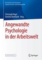 Angewandte Psychologie in der Arbeitswelt