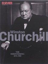 Boek cover Winston Churchill ter herinnering 1874-1965 van R. Stiphout (Paperback)