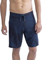Jobe Boardshort Heren Midnight Blauw