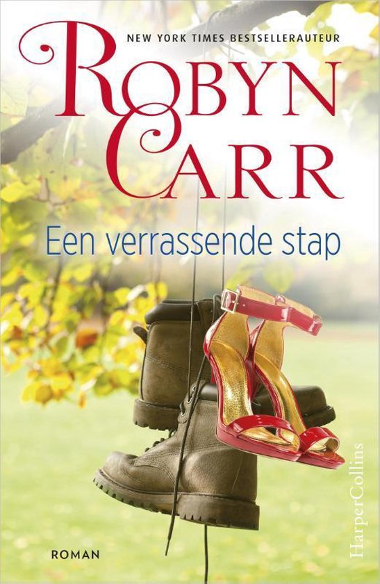 Een verrassende stap - Robyn Carr | Readingchampions.org.uk