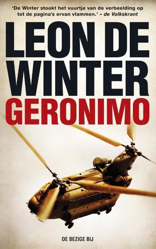 Geronimo - Leon de Winter   Readingchampions.org.uk