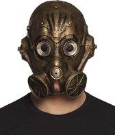 Boland Gezichtsmasker Gasmasker Steampunk