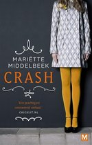 Boek cover Crash van Mariette Middelbeek