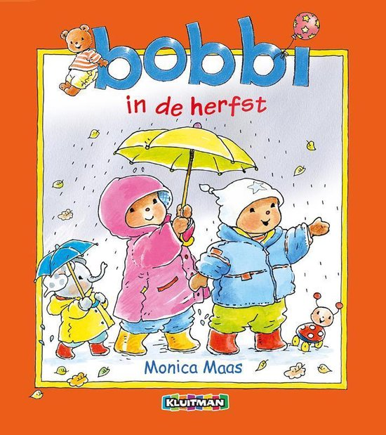 Bobbi 20 - Bobbi in de herfst