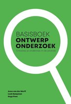 Basisboek ontwerponderzoek