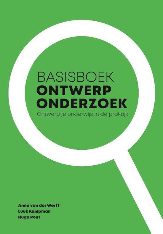 Basisboek ontwerponderzoek - Anne van der Werff |