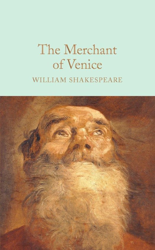 Boek cover The Merchant of Venice van William Shakespeare