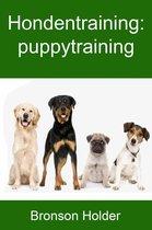 Omslag Hondentraining: puppytraining