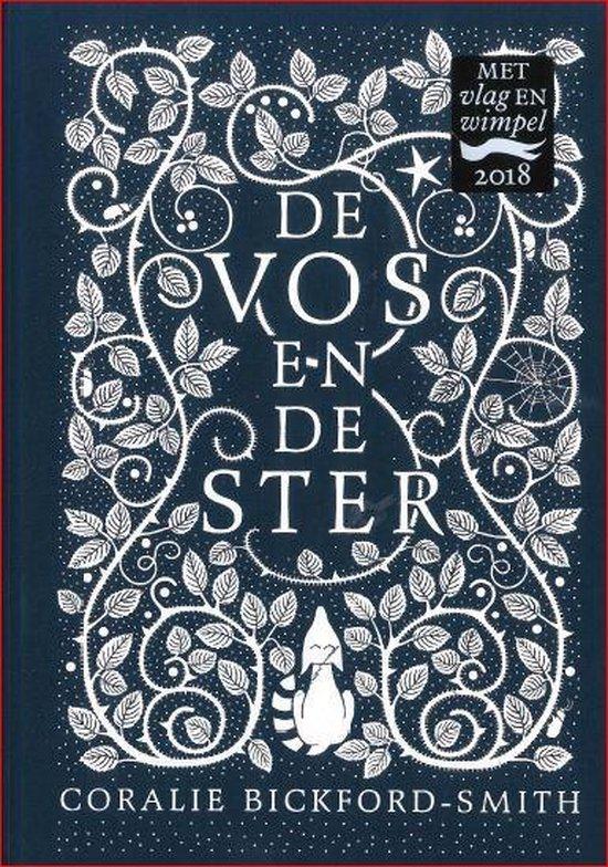 Boek cover De vos en de ster van Coralie Bickford-Smith