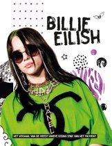 Boek cover Billie Eilish van Malcolm Croft (Hardcover)