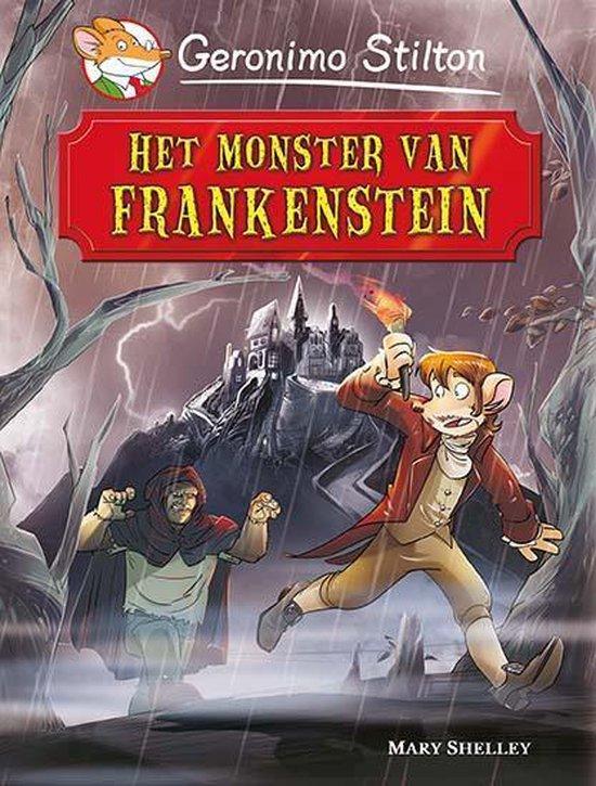 Het monster van Frankenstein - Geronimo Stilton  