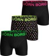 Björn Borg - 3-pack gelato zwart - maat XL