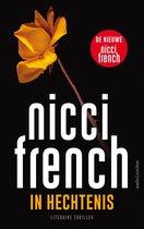 Boek cover In hechtenis van Nicci French (Onbekend)