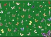 Placemat: Vlinders, Janneke Brinkman