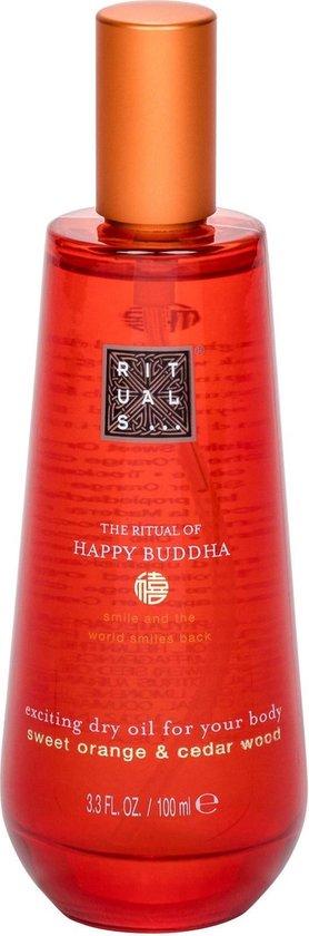 RITUALS The Ritual of Happy Buddha Droge lichaamsolie - 100 ml