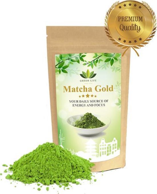 Japanse Matcha Thee - 50 gr