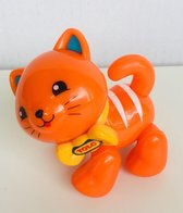 First Friends kitten (label)