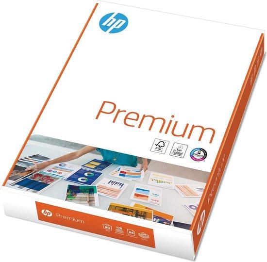 Afbeelding van HP / Premium printpapier / ft A4 / 80 g / pak van 250 vel