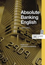 Boek cover Absolute Banking English course book + audio CD van Pratten