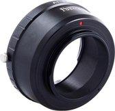 Adapter AI-Fuji FX: Nikon F/AI/S Lens-Fujifilm X Camera