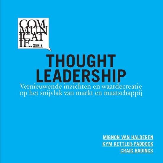 Thought leadership - Mignon van Halderen |