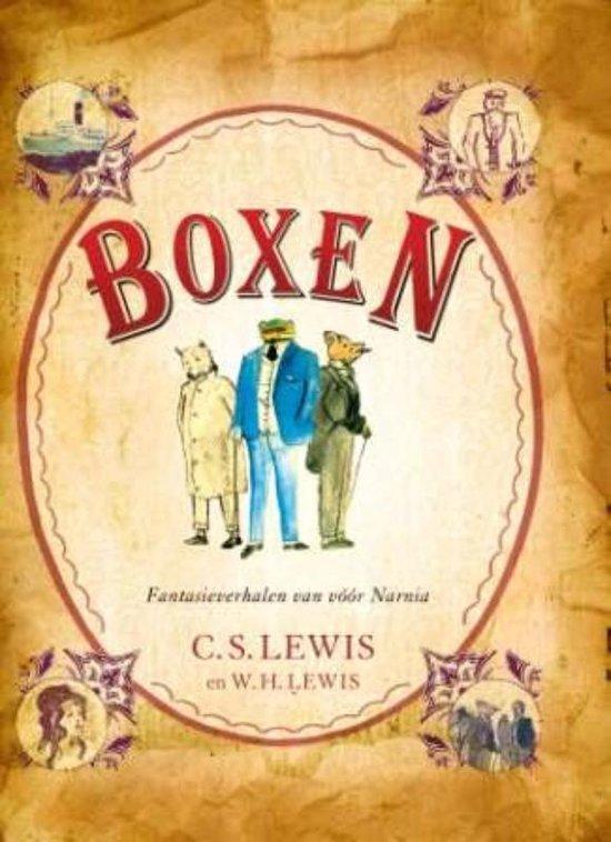 Kronieken Van Het Land Boxen - C.S. Lewis  