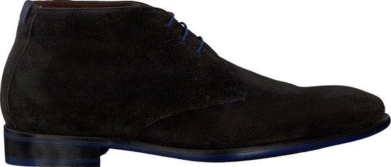 Floris Van Bommel Heren Nette schoenen 20376 - Grijs - Maat 43+