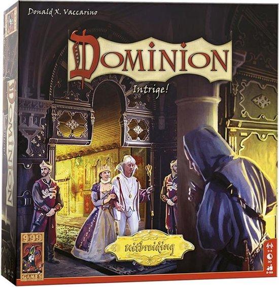 999 Games Uitbreiding Kaartspel Dominion: Intrige