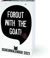 Scheurkalender - 2021 - Make that the cat wise