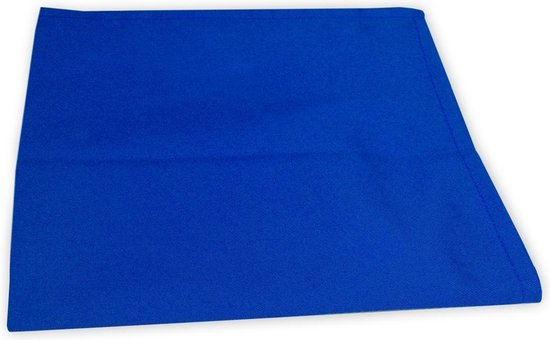 The One Theedoek Royal Blue 50x70cm