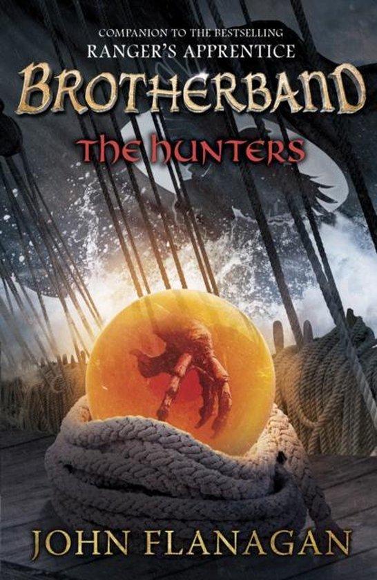 Boek cover (03): the Hunters van John Flanagan (Paperback)