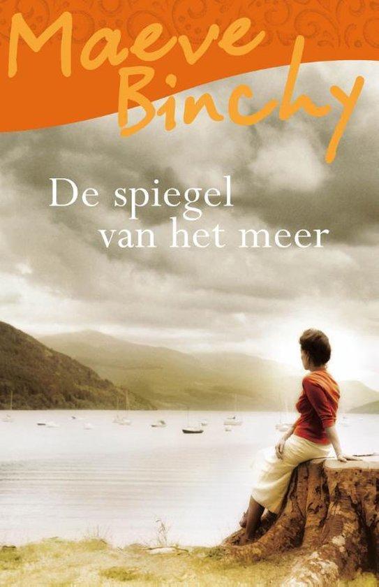 Boek cover De spiegel van het meer van Maeve Binchy (Paperback)