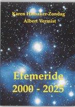 Efemeride 2000-2025