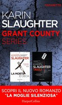 Omslag Grant County Series