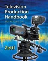 Boek cover Television Production Handbook van Herbert Zettl (Hardcover)