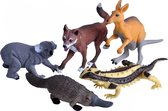 Wild Republic Speelset Australian Collection Junior 5-delig