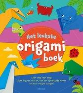 Het leukste origamiboek
